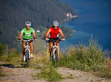 Guided Mountain Bike Tours