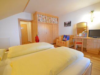 "Double room ""Kohlrösl"""
